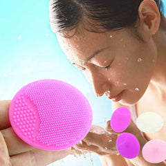 Hot Wash Pad Face Exfoliating Spa Blackhead Facial Clean Brush Baby Shower Bath Brushes Sponges Scrubbers