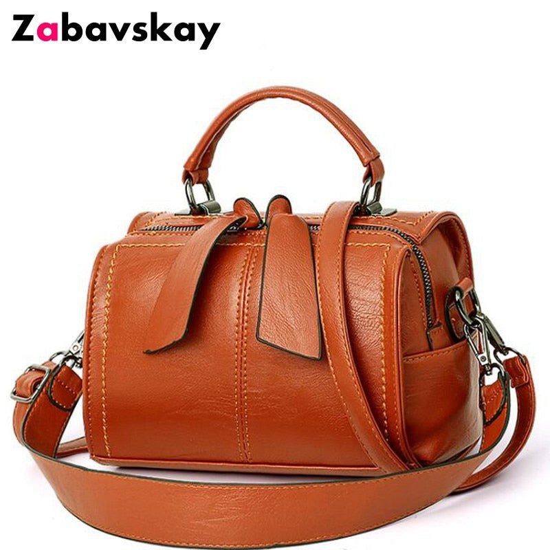 3a7f77087db7 New Fashion Brand Soft PU Leather Women Handbag Female Shoulder Bag Larger  Size Tote Bag women Messenger Bag DJZ267-in Top-Handle Bags on sorbuzz.com  – ...