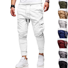 New Fashion Casual  Jogger Fitness Bodybuilding Gyms Pants Sweatpants Trousers
