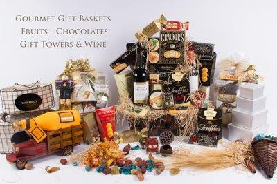 Say Thanks With A Gift Basket!