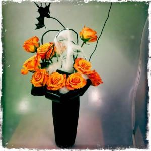 Halloweenie Floral Celebration