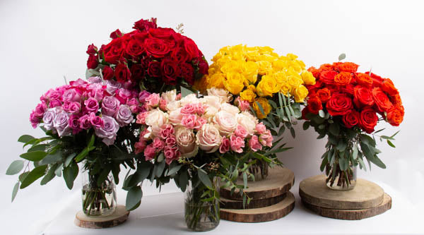 All About Roses - Year round specials -