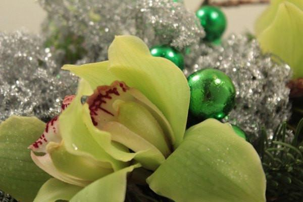 Handmade Christmas Arrangements