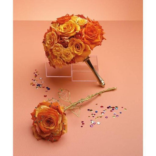 All Rose Elegant Bouquet - flowersbypouparina.com