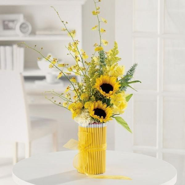 Back to School Sunflowers - flowersbypouparina.com