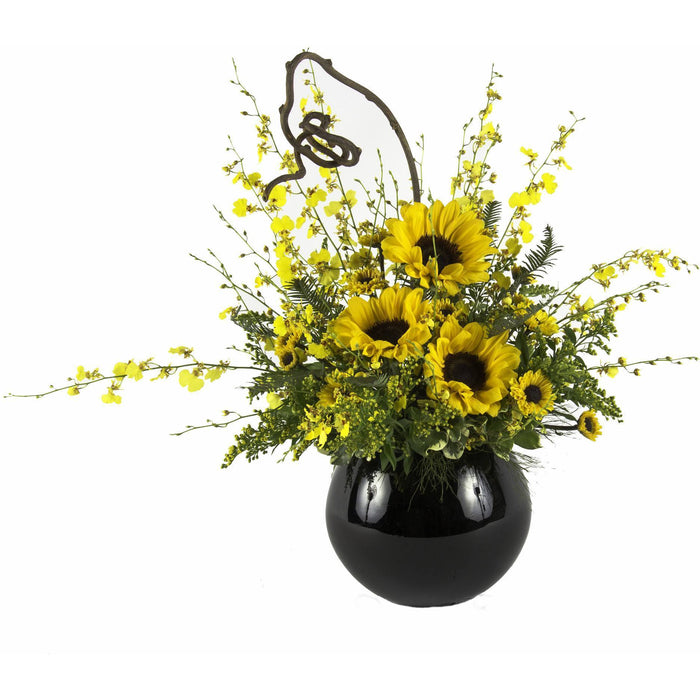 Bowl of Sunshine - flowersbypouparina.com
