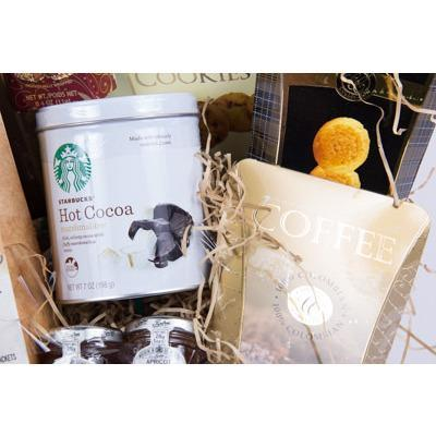Coffee Lover Basket - flowersbypouparina.com