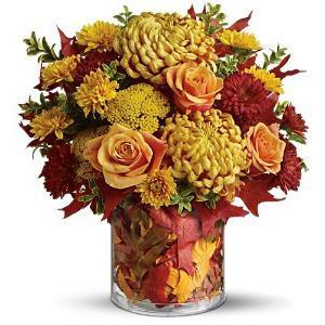 Colorfall Leaves - flowersbypouparina.com