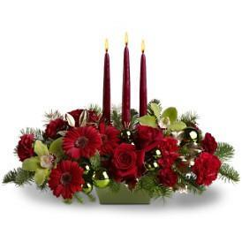 Dreaming of Christmas - flowersbypouparina.com