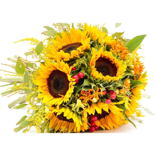Flower Bunches - Sunflowers - flowersbypouparina.com