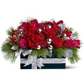 Gift of Roses - flowersbypouparina.com