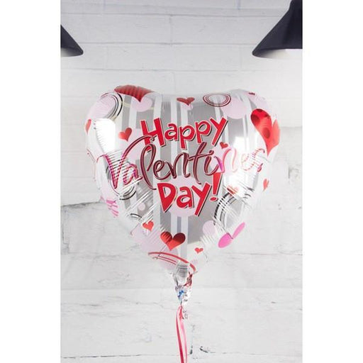 Happy Valentine's Day Balloon - flowersbypouparina.com