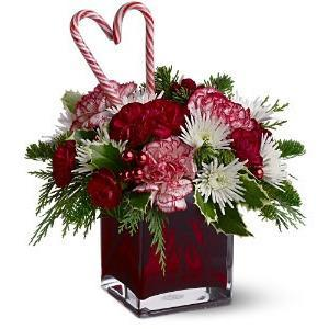 Holiday Sweetheart - flowersbypouparina.com