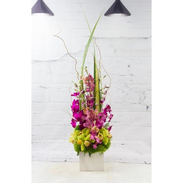 In Fashion Orchids - flowersbypouparina.com