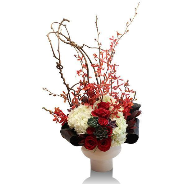 In Vogue Silhouette - flowersbypouparina.com