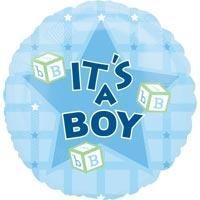 Its a Boy Balloon - flowersbypouparina.com