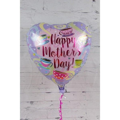 Lavender Mother's day Balloon - flowersbypouparina.com