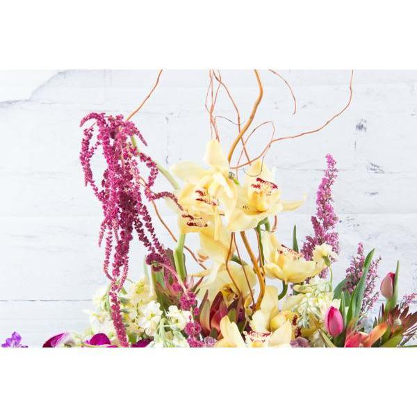 Lush and Full Orchids - flowersbypouparina.com