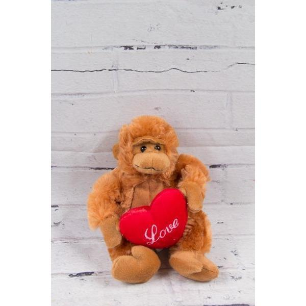 Monkey - Teddy Bear - flowersbypouparina.com