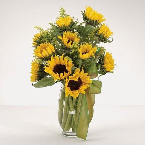 Simply Sunflowers - flowersbypouparina.com