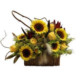 Sunflowers Celebration - flowersbypouparina.com