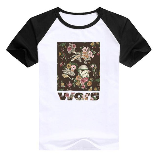 """Wars"" T-Shirt - LovelyMojo"