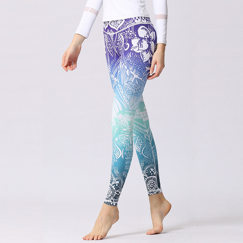 """Mandala"" Leggings - LovelyMojo"