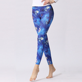 """Painted"" Leggings - LovelyMojo"