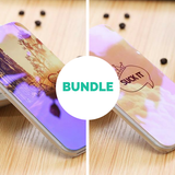 Suck it & Fuck off iPhone Case Bundle - LovelyMojo