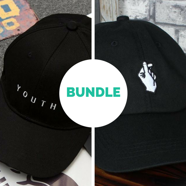Youth & Love Hand Gesture Hat Bundle - LovelyMojo