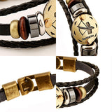 LovelyMojo's Zodiac Leather Bracelet - LovelyMojo