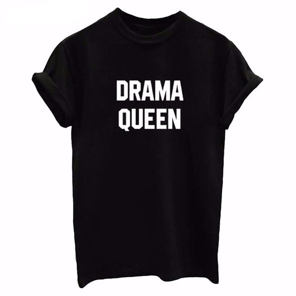 """Drama Queen"" T-Shirt - LovelyMojo"