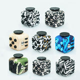 Camouflage AntiStress Fidget Cubes - LovelyMojo