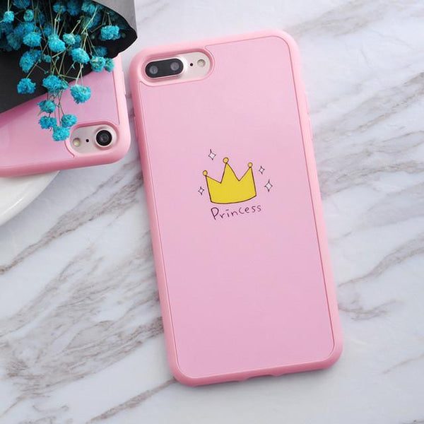 """Princess"" iPhone Case - LovelyMojo"