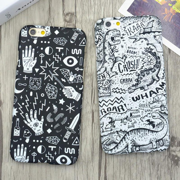 """Wild & Crazy"" iPhone Cases"