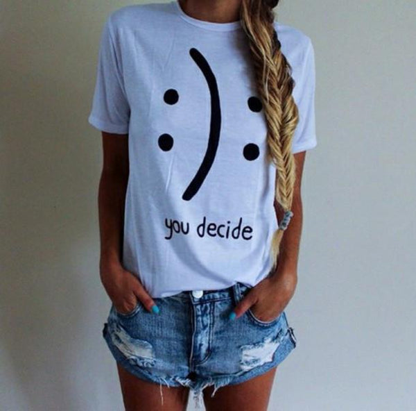 """You Decide"" T-Shirt - LovelyMojo"