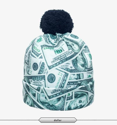 Money Beanie - LovelyMojo