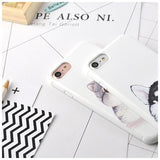 """Cute Dog & Cat"" iPhone Cases - LovelyMojo"