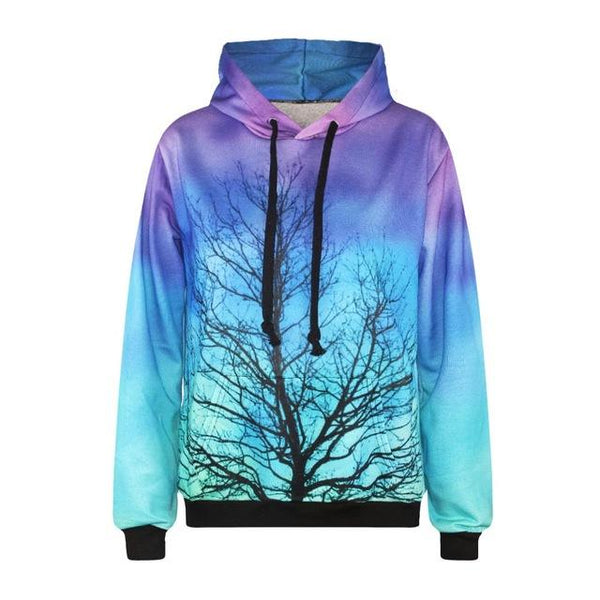 """Cold Thoughts"" Hoodie - LovelyMojo"