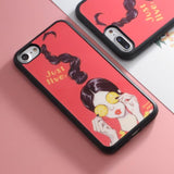 """Just Live"" iPhone Case - LovelyMojo"
