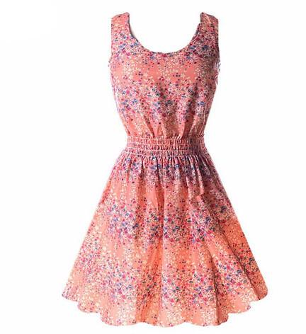 """Path of Love"" Summer Dress - LovelyMojo"