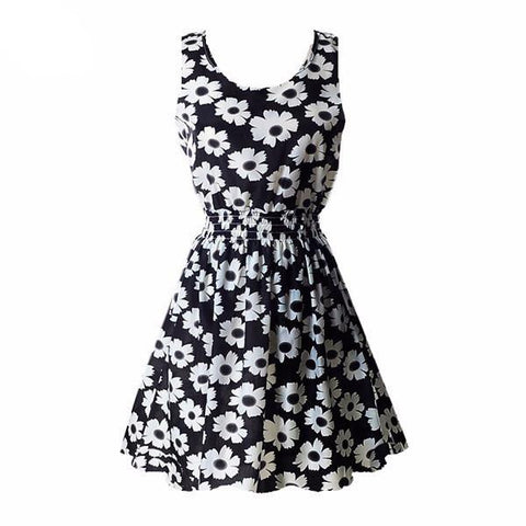 """Like a Flower"" Summer Dress - LovelyMojo"
