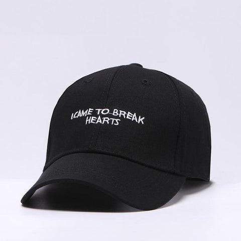 """I Came to Break Hearts"" Hat - LovelyMojo"