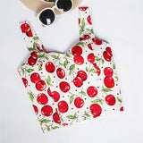 """Cherry"" Crop Top - LovelyMojo"