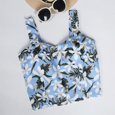 """Summertime Fun"" Crop Top - LovelyMojo"