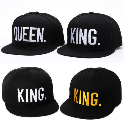 """King & Queen"" Hats - LovelyMojo"