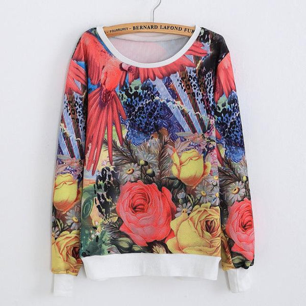 """The Other Side"" Sweatshirt - LovelyMojo"