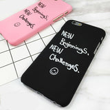 """New Beginnings"" iPhone Case - LovelyMojo"