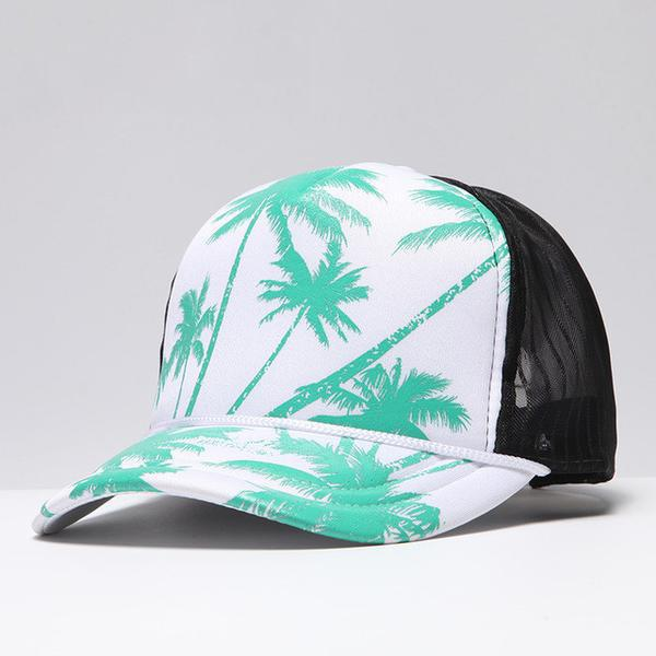 """Tropical"" Snapback Hats - LovelyMojo"