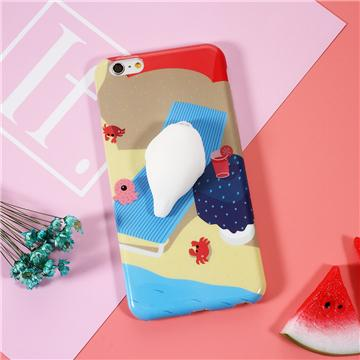 """Seal"" Squishy Phone Case - LovelyMojo"